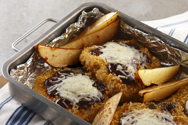 All-in-One Pork Chop Bake Image 1