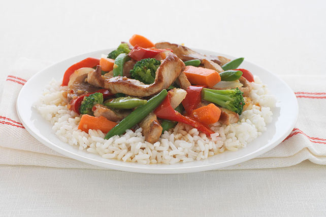 Chinese-Style Pork Stir-Fry Image 1