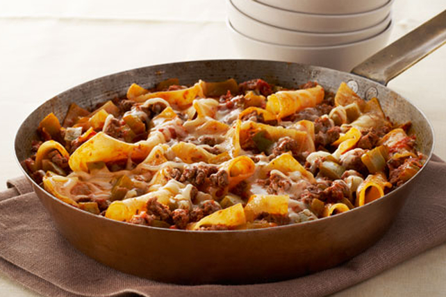 Plat de lasagne pour les soirs de semaine Image 1