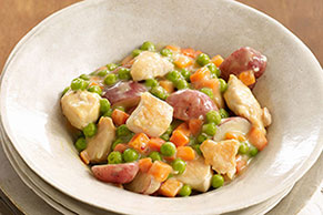 Quick & Creamy Chicken Stew Recipe