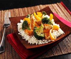 Sweet & Sour Chicken Stir-Fry