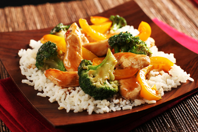 Sweet & Sour Chicken Stir-Fry Image 1