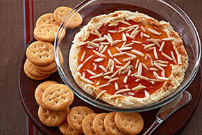 Sweet 'N Hot Cheese Spread