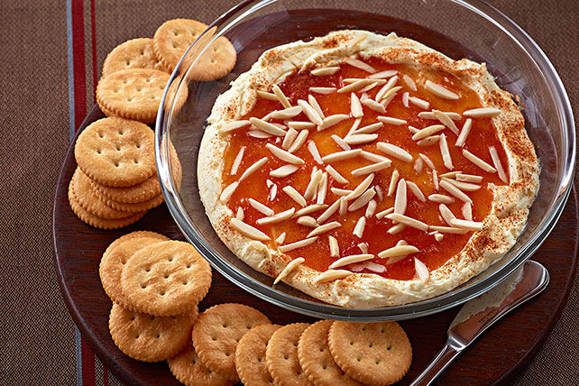 Sweet 'N Hot Cheese Spread Image 1