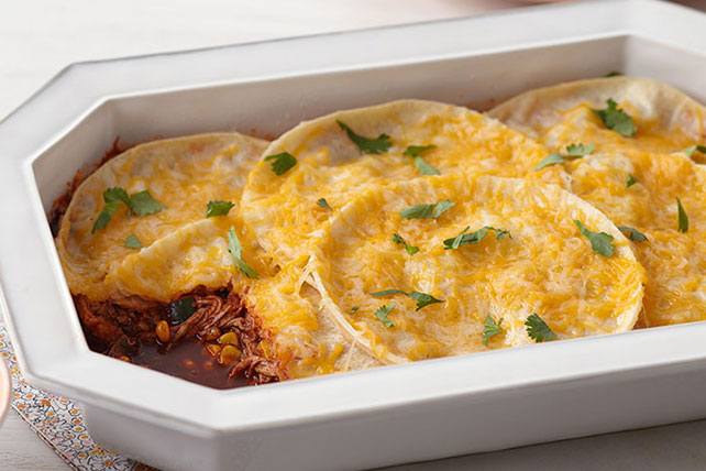 Chicken Enchilada Bake Image 1