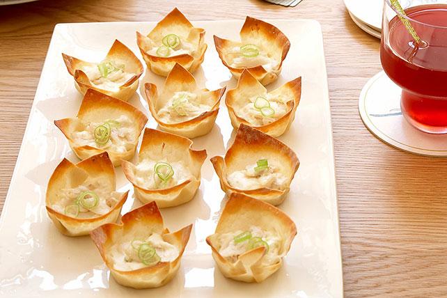 Pastelitos de cangrejo al horno Image 1