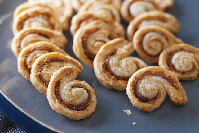 Espirales de queso y jamón Image 1
