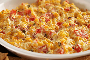 Spicy and Hot Corn Dip Image 1