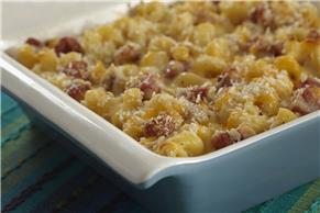 Cajun Macaroni & Cheese