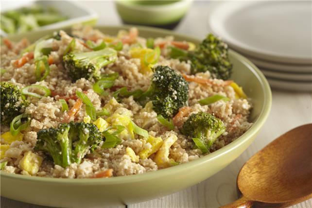 Cauliflower Fried 'Rice' Image 1