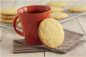 Chewy Sugar Cookies