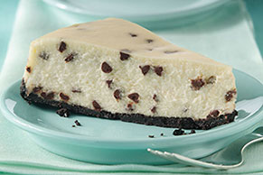 Chocolate Chip Cheesecake Supreme