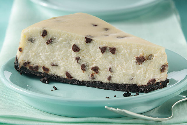 Chocolate Chip Cheesecake Supreme Image 1