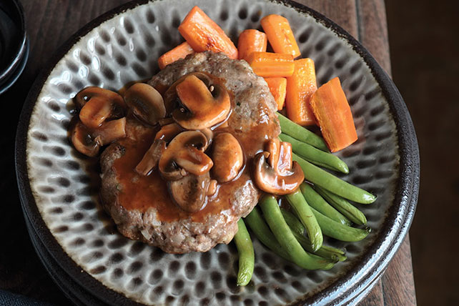 Country Salisbury Steak Image 1