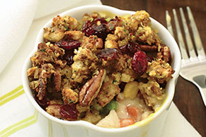 Cranberry-Orange Chicken Bake