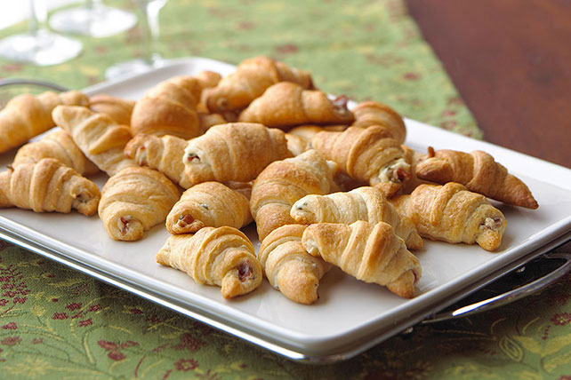 Creamy Bacon Crescents Image 1