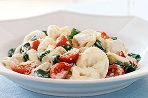 Creamy Restaurant-Style Tortellini