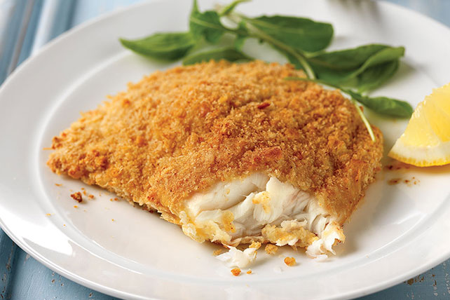 Crispy Fried Fish - Kraft Recipes