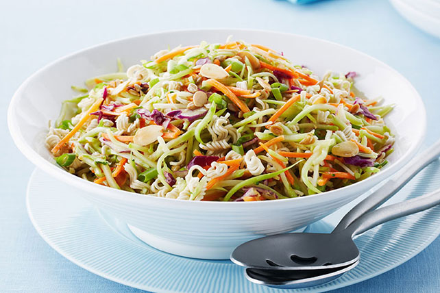 Crunchy Asian Broccoli Coleslaw Recipe Image 1