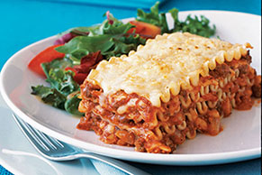 Deliciously Easy Lasagnas