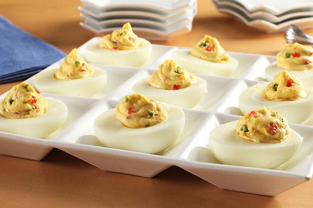 Deviled Eggs Dijonnaise Image 1