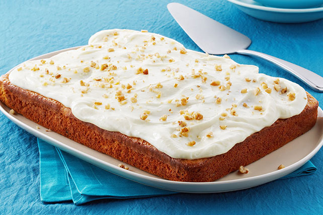Easy Carrot Cake Image 1