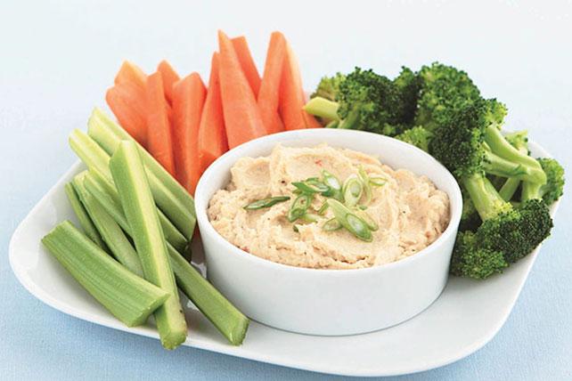 Easy Hummus Dip Image 1