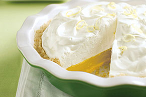 Lemon 'Meringue' Pie