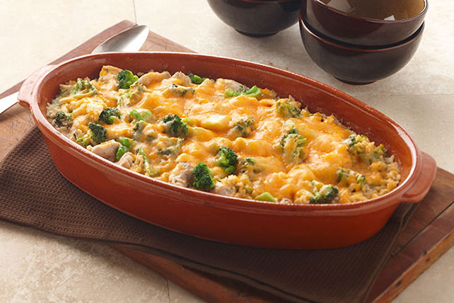 Easy Chicken and Rice Divan Image 1