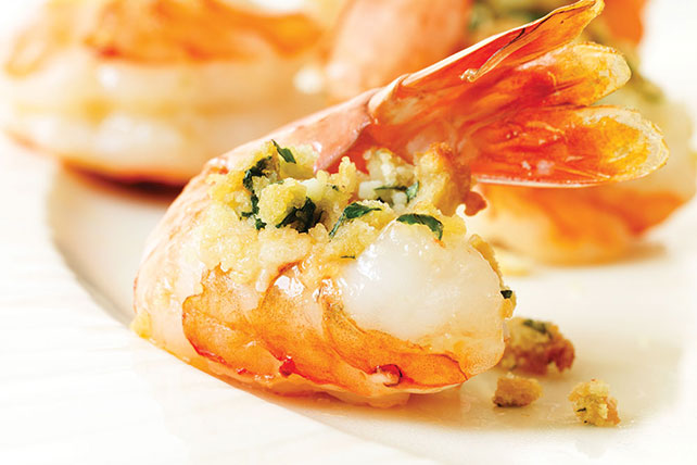 Easy Stuffed Shrimp Image 1