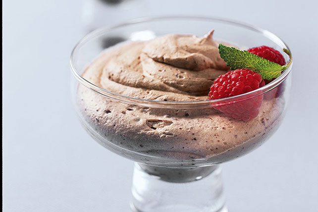 Easy Chocolate Mousse Recipe Image 1