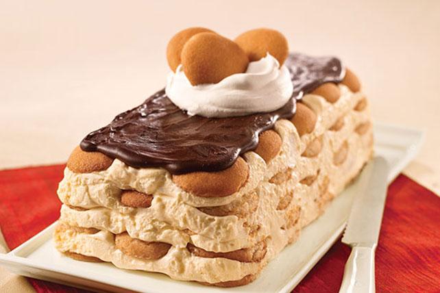 Eggnog Eclair Dessert Image 1