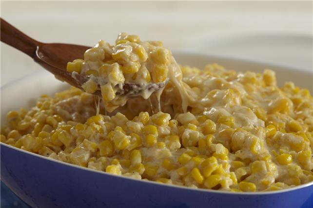 Electric Pressure Cooker Cheesy Corn Image 1