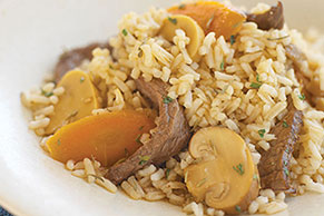 Fast & Flavorful Rice Skillet Dinners