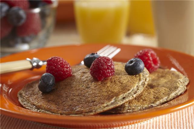Flaxseed Pancakes Image 1