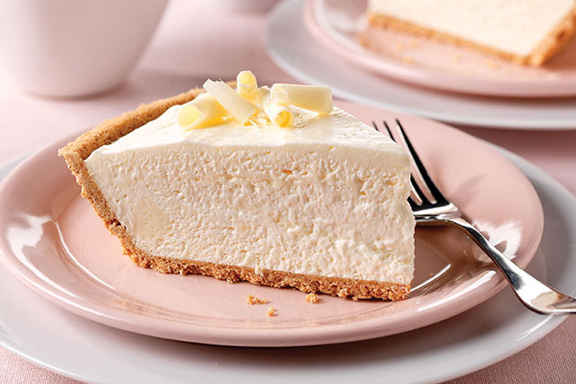 Fluffy White Chocolate Cheesecake - Kraft Recipes