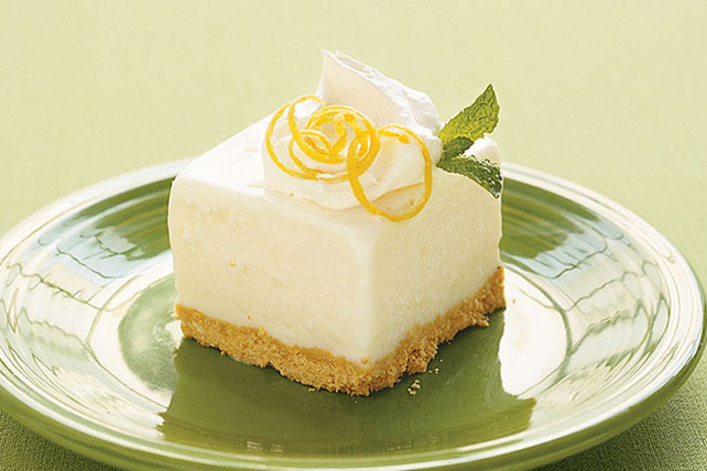 Frozen Lemon Squares