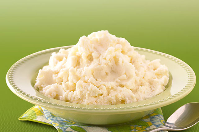 Garlic Mashed Potatoes Recipe - Kraft Recipes