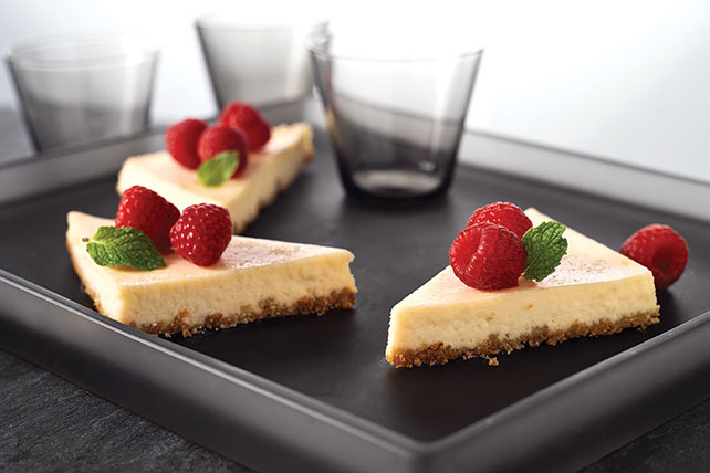 Greek Yogurt Cheesecake - Kraft Recipes