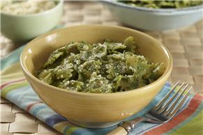 Green Veggie Pasta