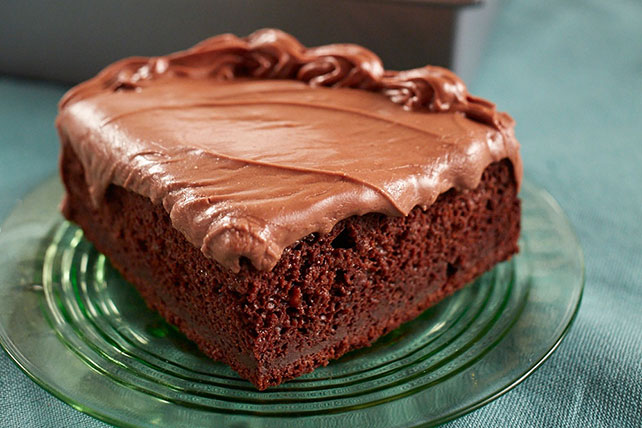 Heavenly Chocolate Cake Image 1