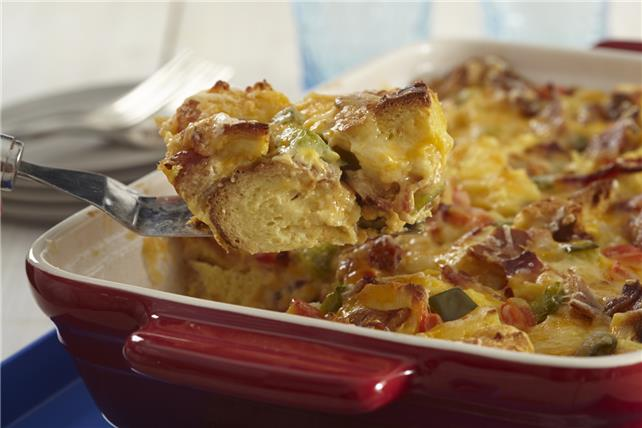Holiday Brunch Egg Bake