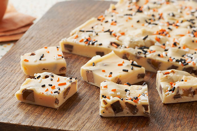 Hootin' Halloween Fudge Image 1