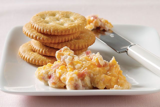 Hot Ham and Cheese Spread Image 1
