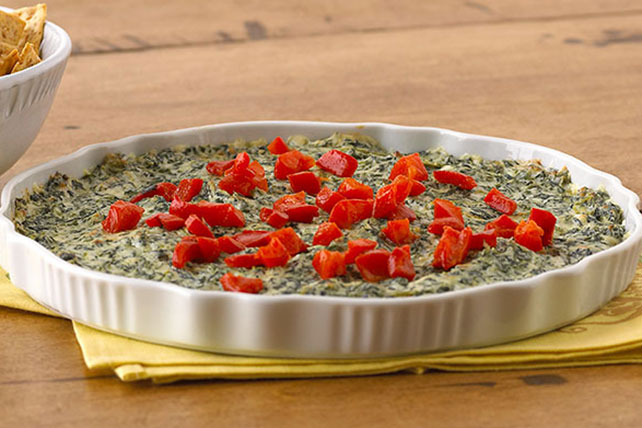 Hot Spinach Dip - Kraft Recipes