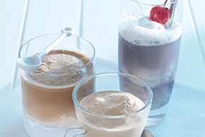 Ice Cream Coffee Float