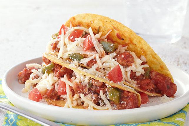 Italian-Style Tacos Image 1