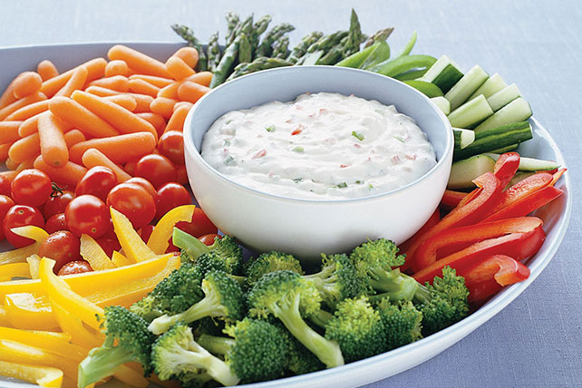 Italian Vegetable Dip Image 1