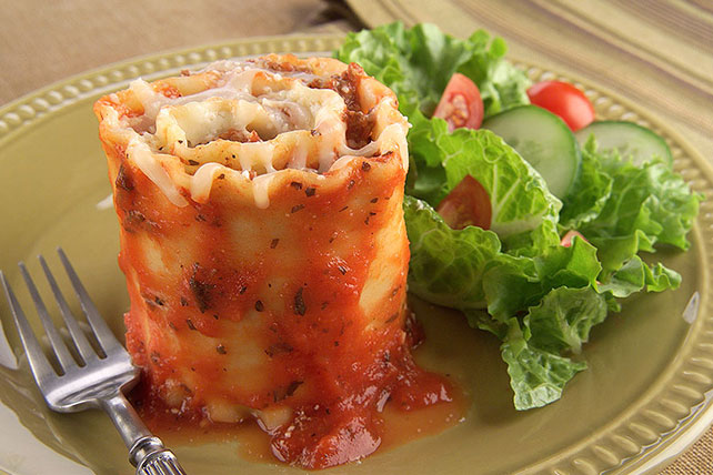 Lasagna Roll-Ups Image 1