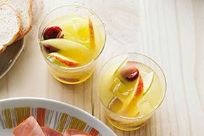 Lemonade Sangria Recipe